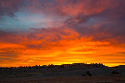 Sunrise, San Rafael Swell, Utah