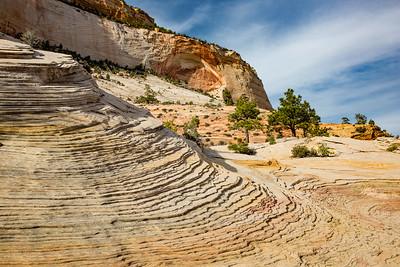 East Rim, Zion National Park, Utah