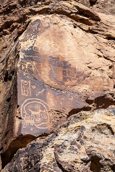 Secrets of the Ancients, Rock Art, Nine Mile Canyon, Utah
