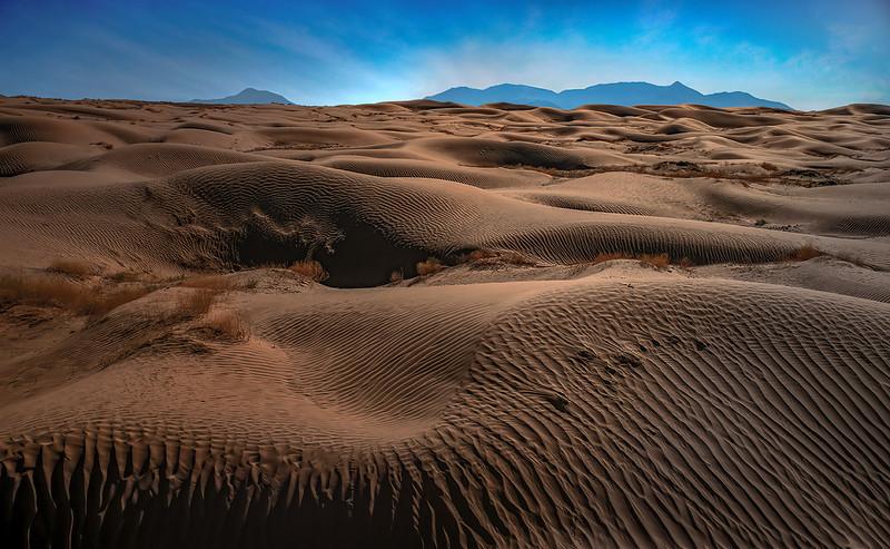 Sand Dunes of the San Rafael Desert, Utah