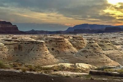 Dirty Devil River Formations, Utah