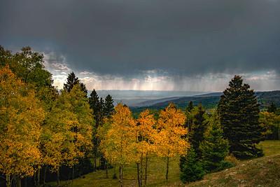 Above Tierra Amarilla, New Mexico