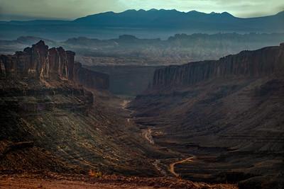 Long Canyon, Utah