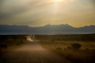 Dusty Road to Moab–Long Canyon Rd, Utah
