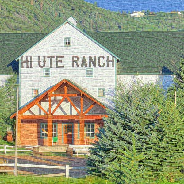 Hi Ute Ranch, Park City, UT - Detail #3
