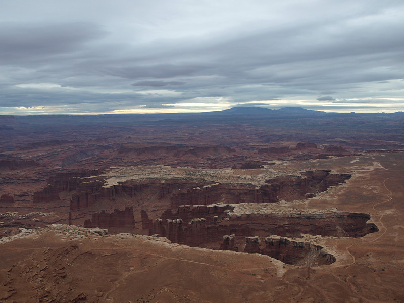 View from Green River Overlook