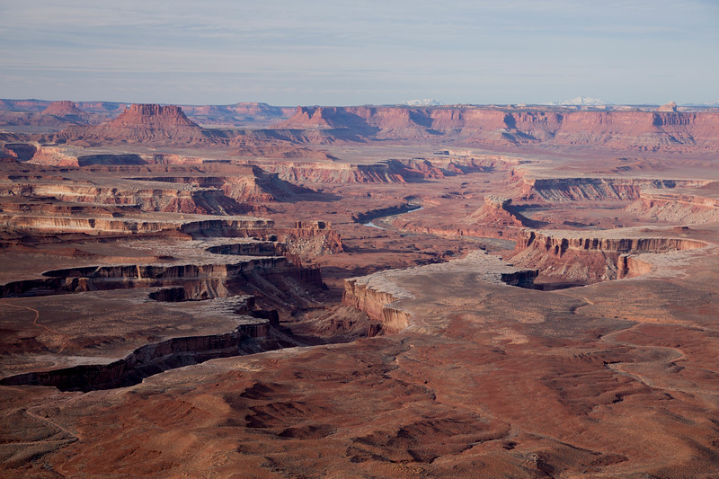 Canyonlands NP Green river overlook