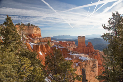 Bryce Canyon NP, Red Valley Utah