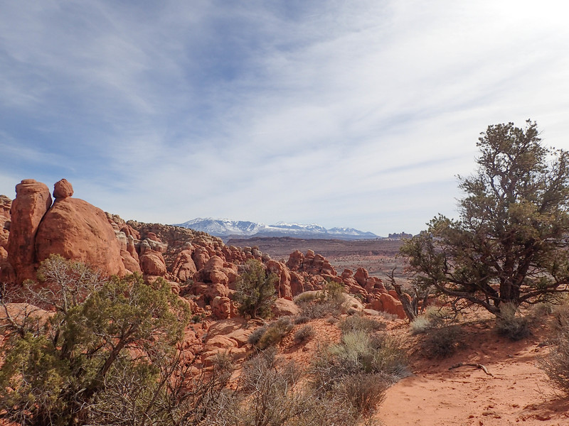 Arches NP and Firery Furnice hike