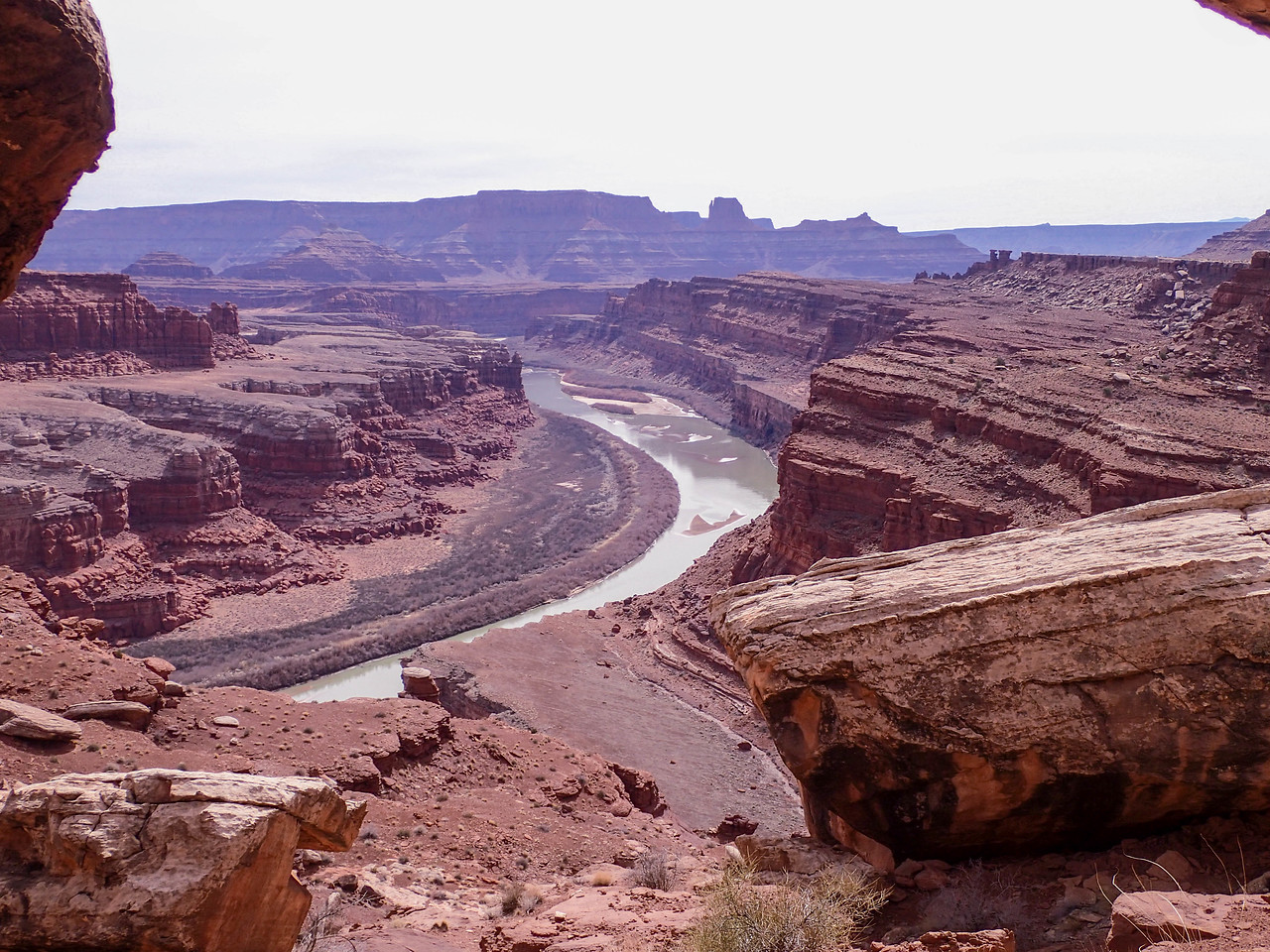 White Rim Trail, Canyonlands NP