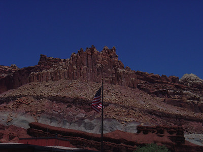 capital reef flag