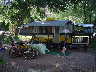Watchman camp ground