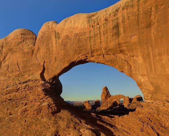 Arches National Park sunrise