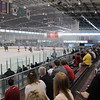 Crowd Watching Utah Grizzlies Hockey Game at the Oval