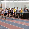 High School Track Meet at the Utah Olympic Oval