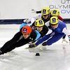 Short Track Speed Skating Olympic Trials 2014