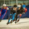 Short Track Speed Skaters