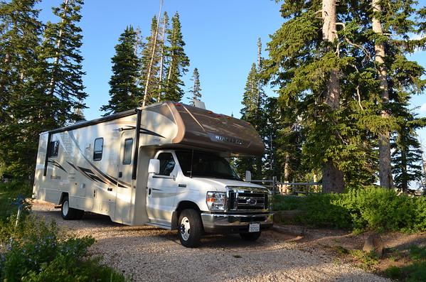 Utah RV Trip Slideshow