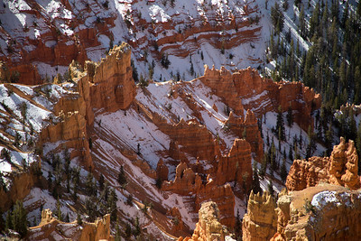 Cedar Breaks National Monument and October Snow
