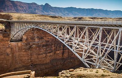 Navajo Bridge - Lee's Ferry, AZ