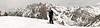 36x10 inch panorama wedding Snowbird-1