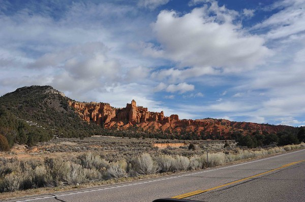 1 Enroute to Bryce Canyon