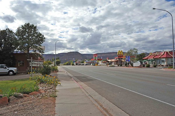 Hitch-N-Post RV Park - Kanab, Utah