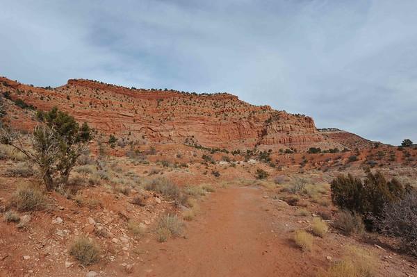 Kanab, Utah Hiking Trails