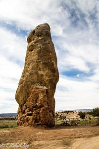 Chimney Rock, Kodachrome Basin State Park, Utah