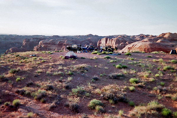 Utah Trail Hiking