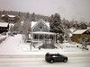 Snow Truckee scene on Jan 3.