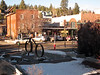 Main street of historic Truckee