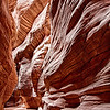 Day 5.  I had to go to you tube and watch slot canyons during a flash flood. It is fascinating how rock mimics water.