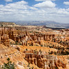 Day 3. Bryce.  The lnd of the HooDoos and we could see for miles.
