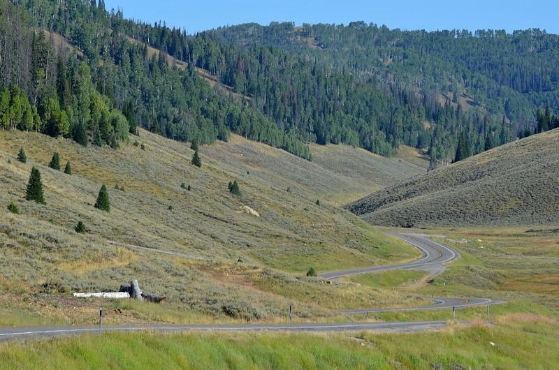 on the Energy Trail, Utah