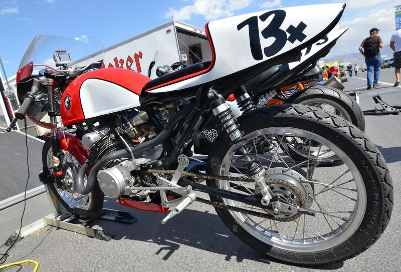 Beautiful Honda CB160