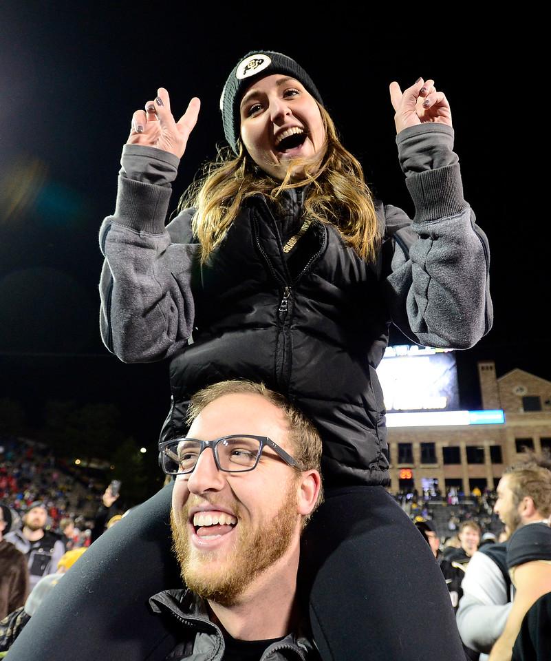 Colorado Utah NCAA Football