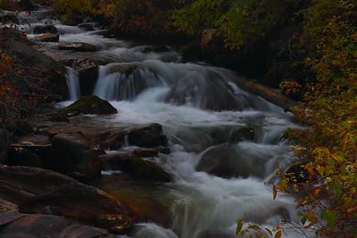 Cottonwood Creek in Fall