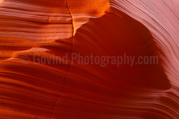 Lines in the Sandstone