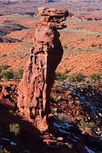 Hoodoo - Fisher Towers - Moab