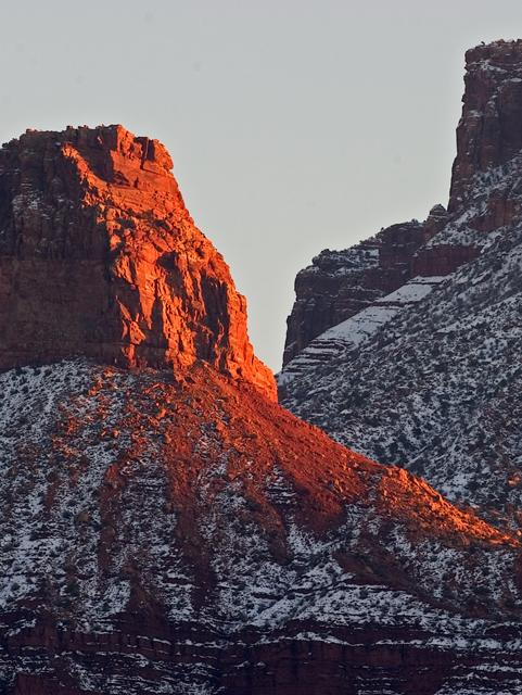 Last Light - Onion Creek Road - Moab
