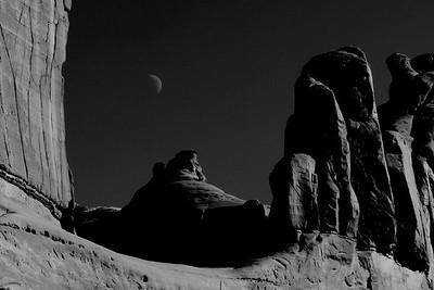 Moonrise at 3:00 PM