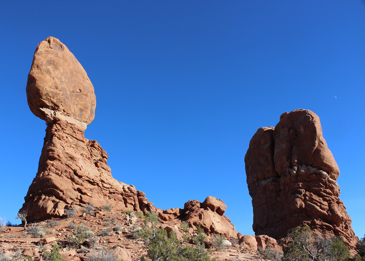Arches National Park<br /> Moab, Utah