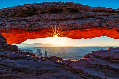 Mesa Arch Sunburst - Wide