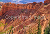 Day hikers in Utah's Bryce Canyon National Park - 18 - 72 ppi