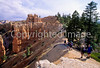 Day hikers in Utah's Bryce Canyon National Park - 25 - 72 ppi