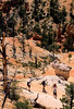 Day hikers in Utah's Bryce Canyon National Park - 48 - 72 ppi