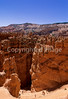 Day hikers in Utah's Bryce Canyon National Park - 28 - 72 ppi