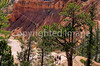 Day hikers in Utah's Bryce Canyon National Park - 21 - 72 ppi
