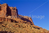 Hiker in Canyonlands National Park, Utah - 22 - 72 ppi